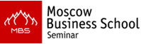 Moscow Business School Seminar, MBS