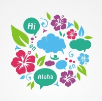 ALOHA English Room
